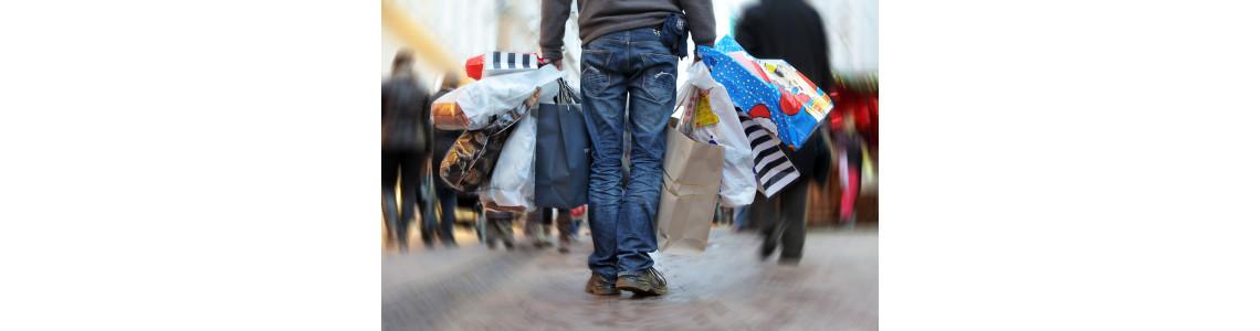 Kaip apsipirkti pigiai ir stilingai?